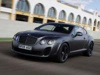 Bentley Continental Supersports, 1 поколение, Купе, 2010–2012