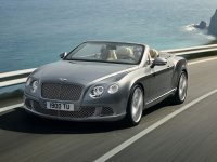 Bentley Continental GTC, 2 поколение, Кабриолет 2-дв., 2011–2016