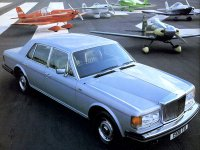 Bentley Mulsanne, 1 поколение, Седан, 1984–1992