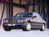Bentley Arnage, 2 поколение, T седан 4-дв., 2002–2009