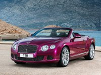 Bentley Continental GTC, 2 поколение, Speed кабриолет 2-дв., 2011–2016