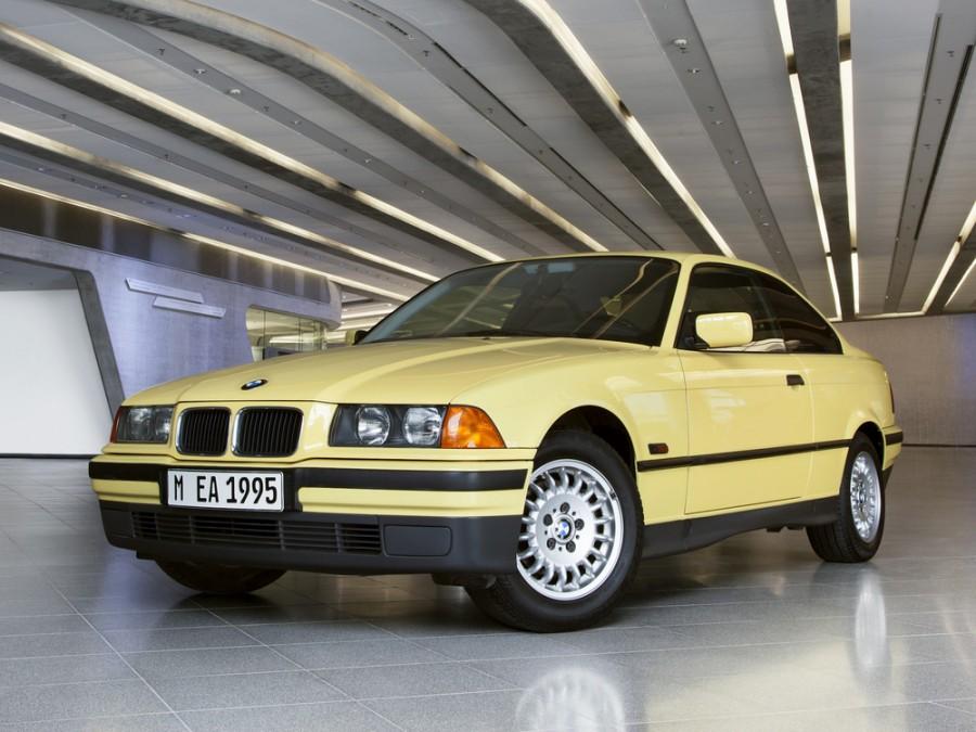 дорогой ли bmw 3 серии с 1990 по 1995