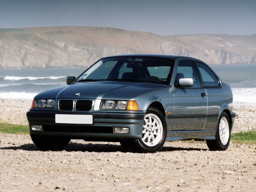 Bmw 3-series Compact хетчбэк, 1990–2000, E36 - отзывы, фото и характеристики на Car.ru