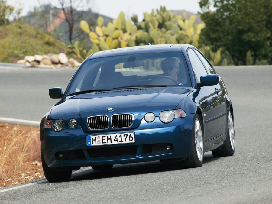Bmw 3-series Compact хетчбэк, 2001–2006, E46 [рестайлинг] - отзывы, фото и характеристики на Car.ru