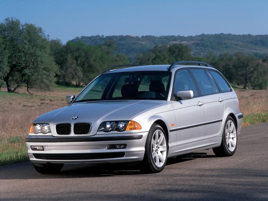 Bmw 3-series Touring универсал, 1997–2003, E46 - отзывы, фото и характеристики на Car.ru