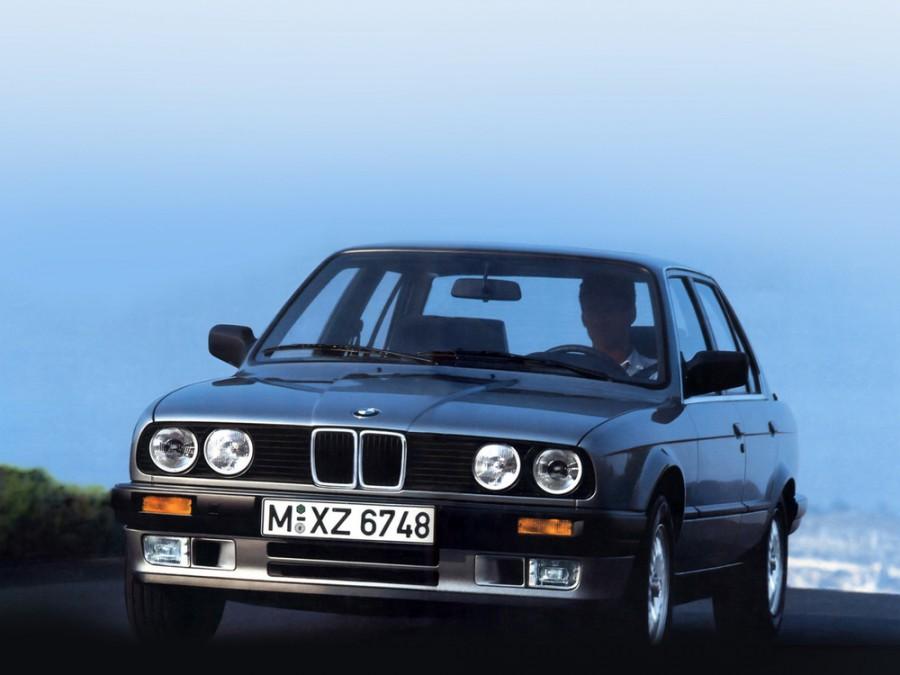 Bmw 3-series седан 4-дв., 1987–1994, E30 [рестайлинг] - отзывы, фото и характеристики на Car.ru