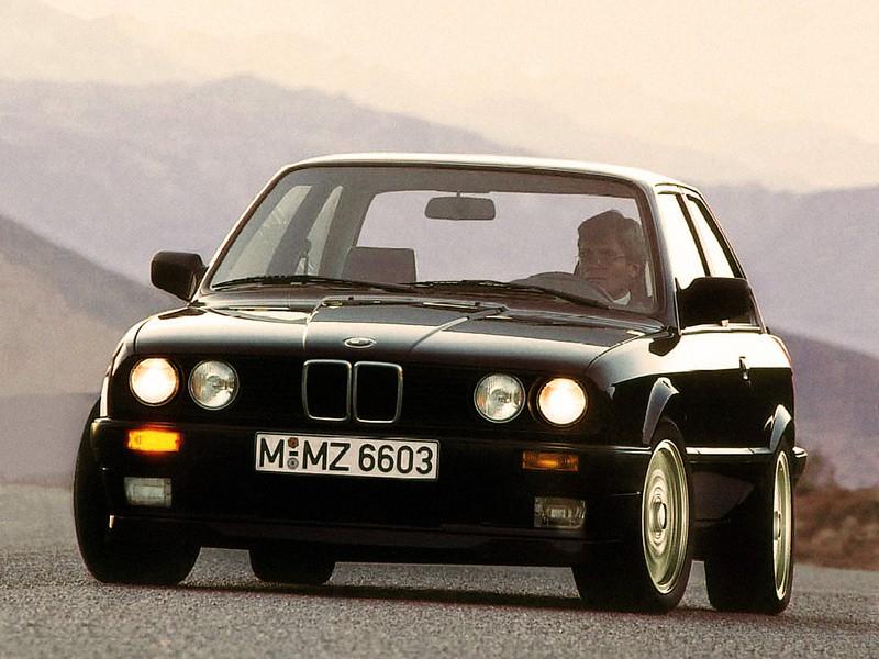 Bmw 3-series седан, 1987–1994, E30 [рестайлинг] - отзывы, фото и характеристики на Car.ru