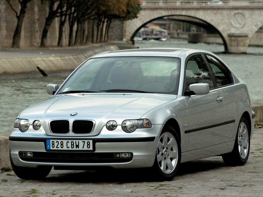 Bmw 3-series Compact хетчбэк, 1997–2003, E46 - отзывы, фото и характеристики на Car.ru