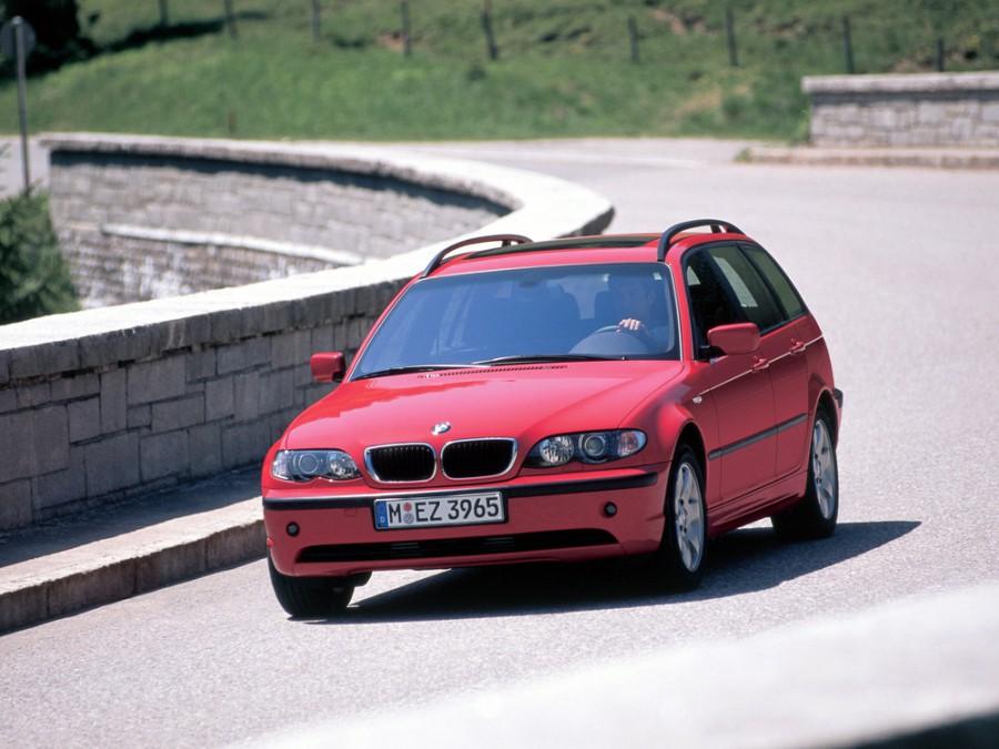 Bmw 3-series Touring универсал, 2001–2006, E46 [рестайлинг] - отзывы, фото и характеристики на Car.ru