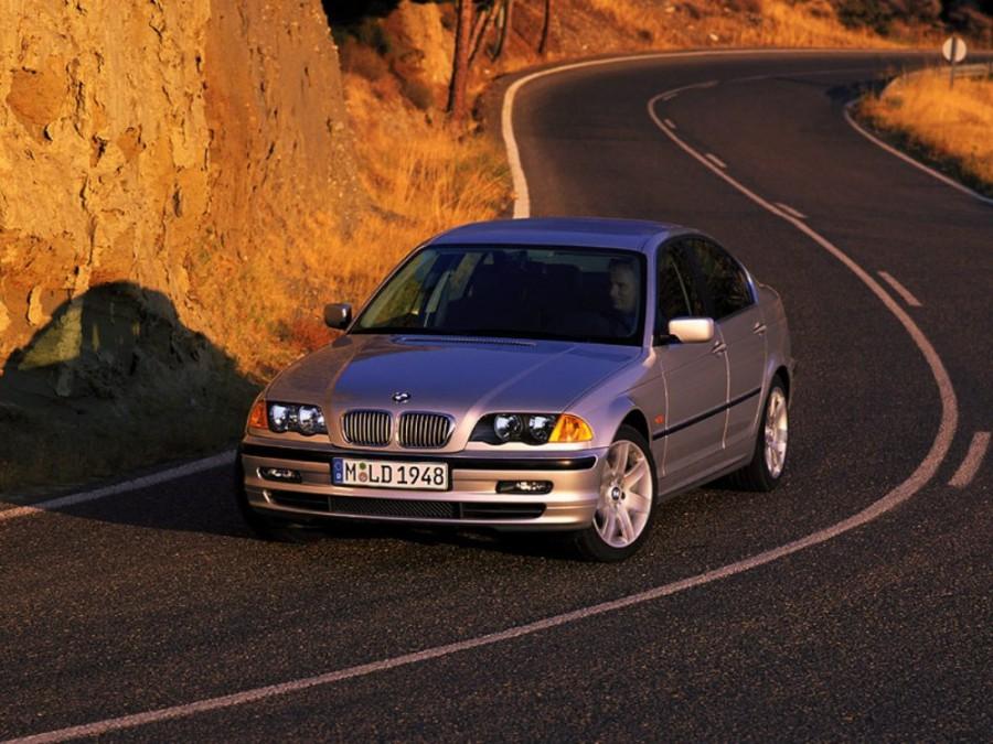 Bmw 3-series седан 4-дв., 1997–2003, E46 - отзывы, фото и характеристики на Car.ru