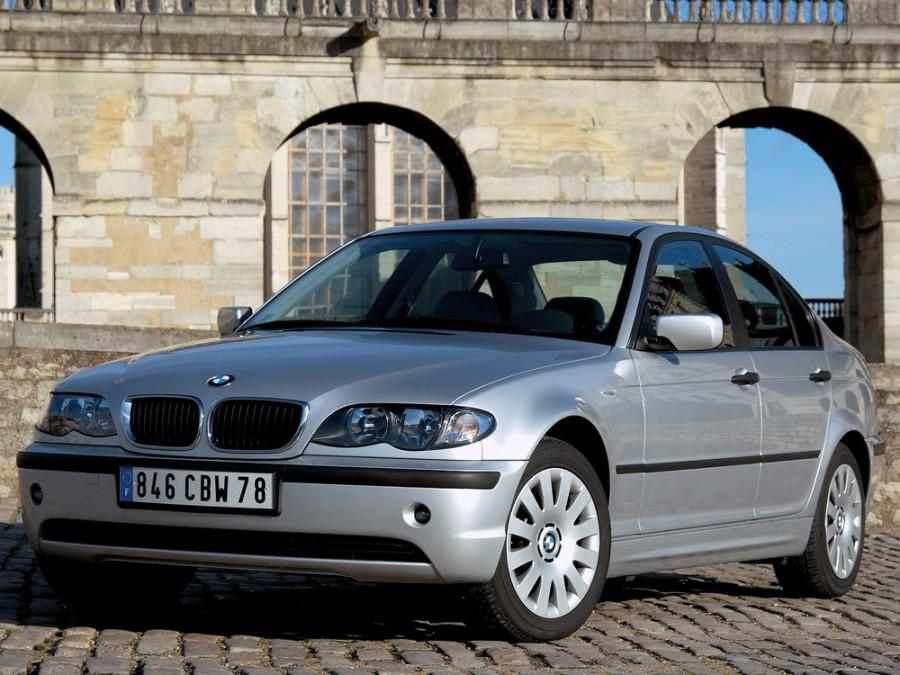 Bmw 3-series седан, 2001–2006, E46 [рестайлинг], 320i AT (170 л.с.), характеристики