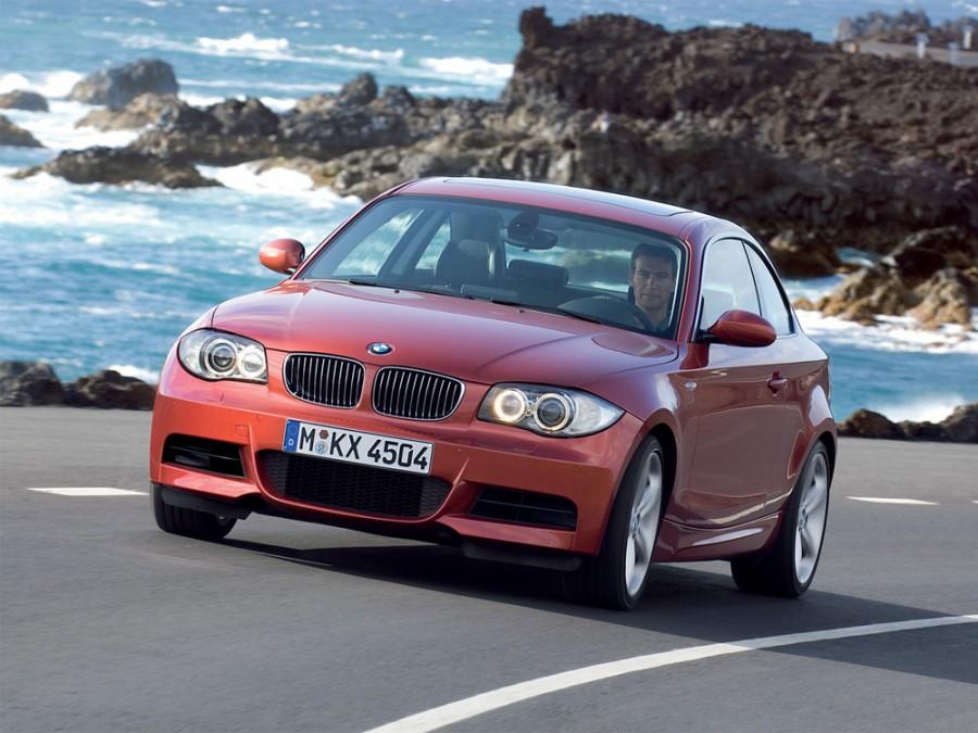 Bmw 1-series купе, 2007–2012, E81/E82/E87/E88 [рестайлинг] - отзывы, фото и характеристики на Car.ru