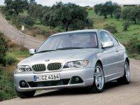 Bmw 3-series, E46 [рестайлинг], Купе, 2001–2006