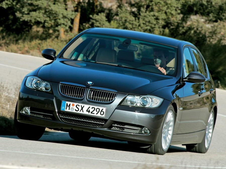 Bmw 3-series седан, 2004–2010, E90/E91/E92/E93 - отзывы, фото и характеристики на Car.ru