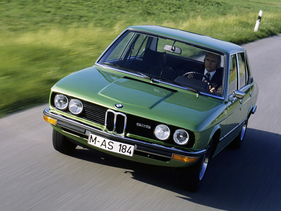 Bmw 5-series седан, 1972–1976, E12 - отзывы, фото и характеристики на Car.ru