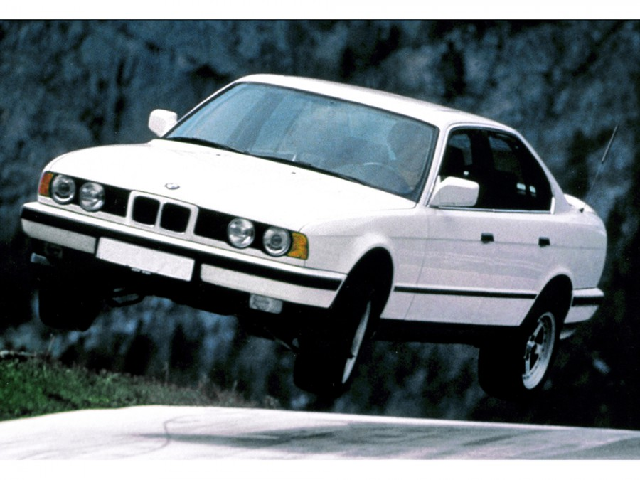 Bmw 5-series седан, 1988–1996, E34 - отзывы, фото и характеристики на Car.ru