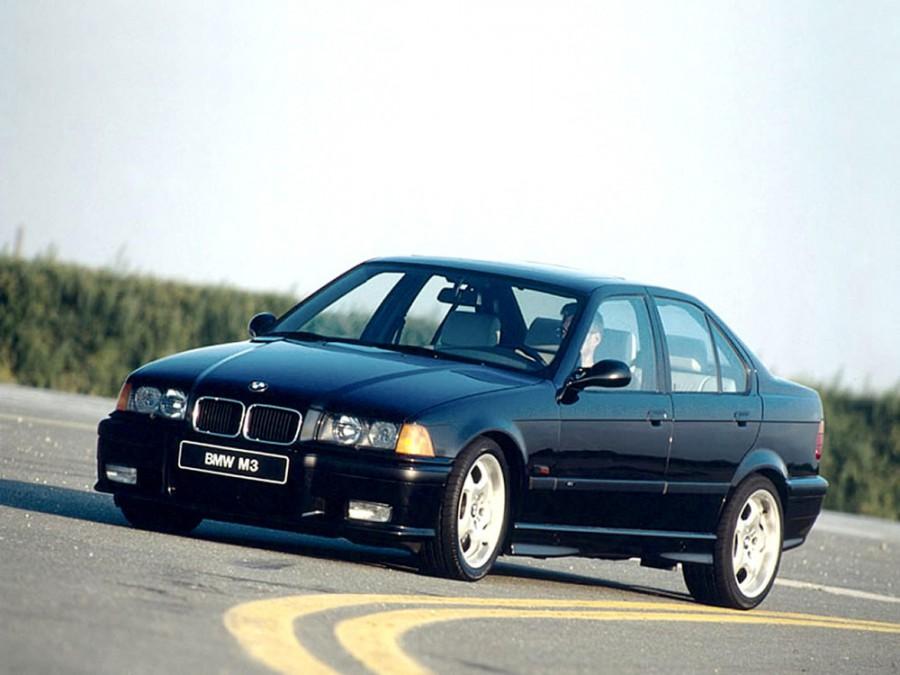 Bmw M3 седан, 1992–1999, E36 - отзывы, фото и характеристики на Car.ru
