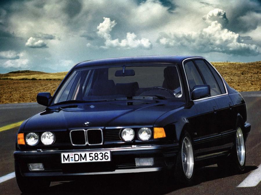 Bmw 7-series седан, 1986–1994, E32 - отзывы, фото и характеристики на Car.ru