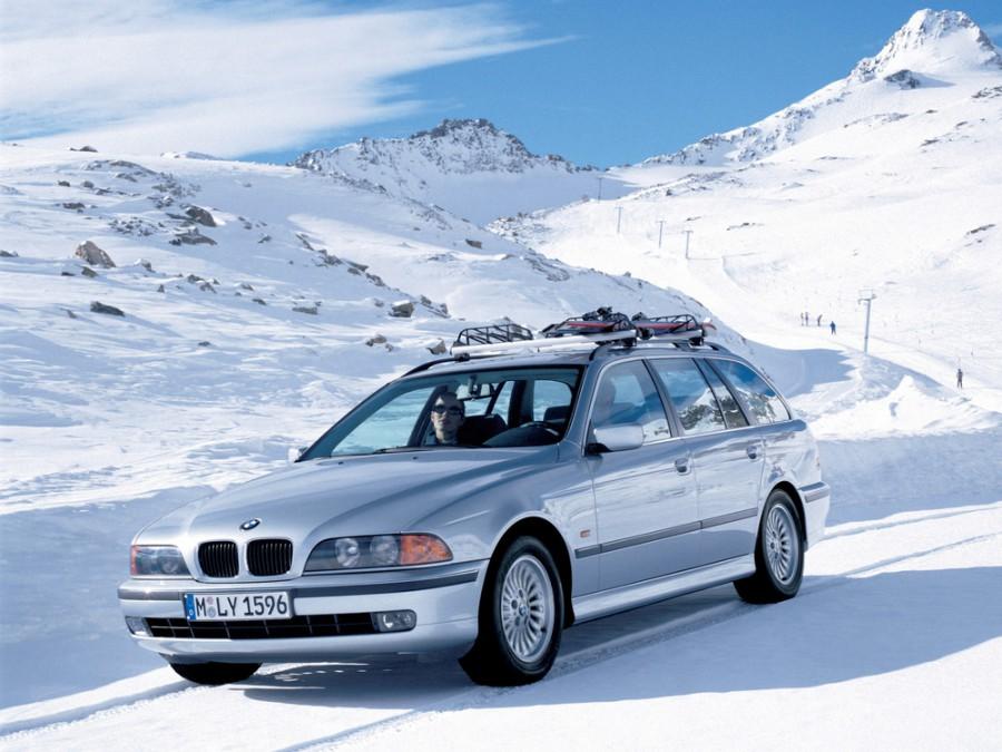 Bmw 5-series Touring универсал, 1995–2000, E39 - отзывы, фото и характеристики на Car.ru