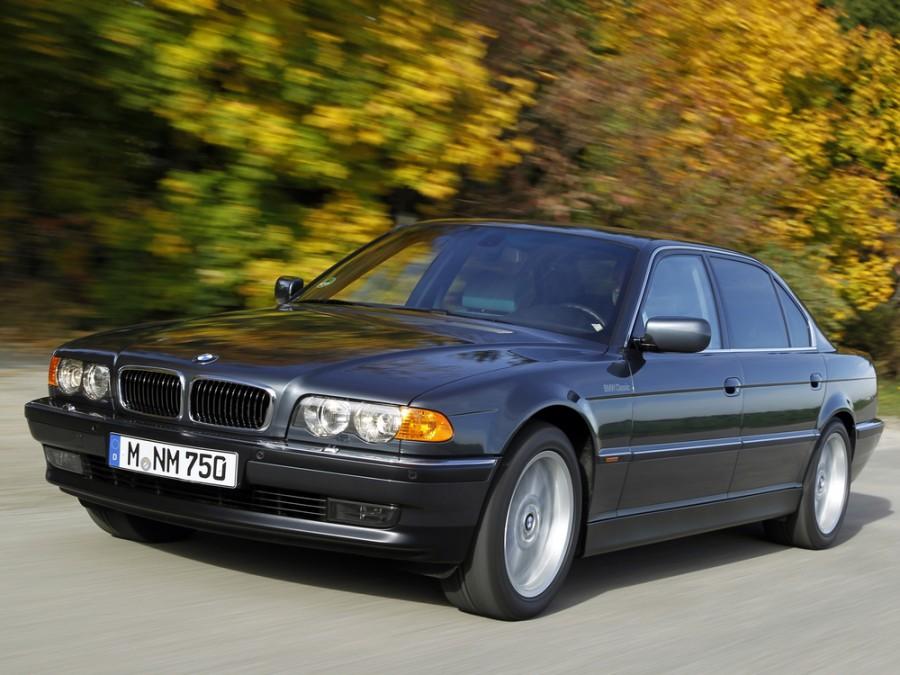 Bmw 7-series седан, 1998–2001, E38 [рестайлинг] - отзывы, фото и характеристики на Car.ru