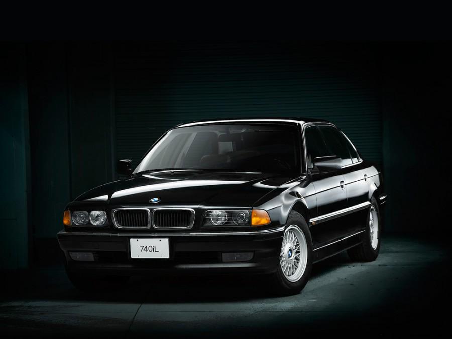 bmw 740 il 1994 отзывы
