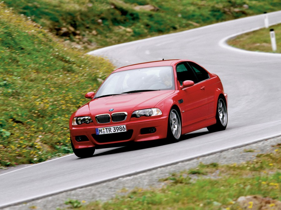 Bmw M3 купе 2-дв., 2000–2006, E46 - отзывы, фото и характеристики на Car.ru