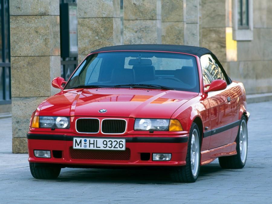 Bmw M3 кабриолет, 1992–1999, E36 - отзывы, фото и характеристики на Car.ru