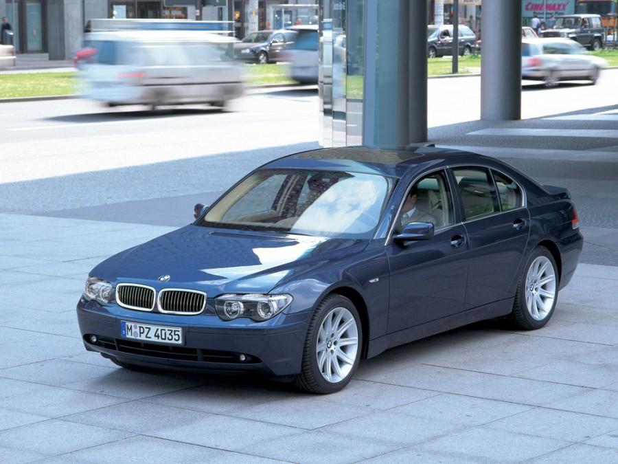 Bmw 7-series седан 4-дв., 2001–2005, E65/E66 - отзывы, фото и характеристики на Car.ru