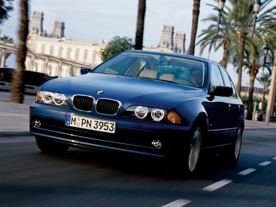 Bmw 5-series седан, 2000–2004, E39 [рестайлинг] - отзывы, фото и характеристики на Car.ru