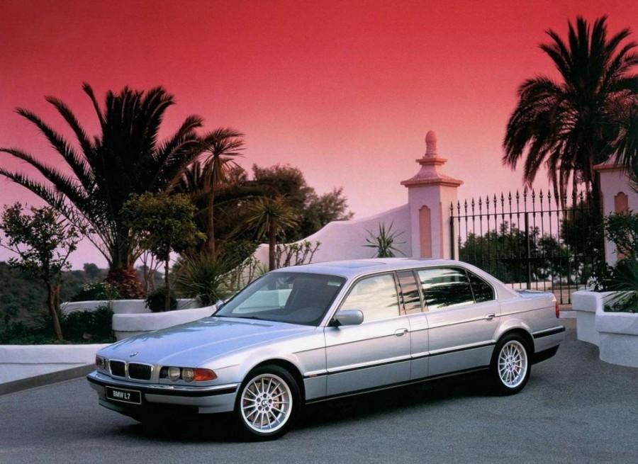 Bmw 7-series L7 седан 4-дв., 1998–2001, E38 [рестайлинг] - отзывы, фото и характеристики на Car.ru