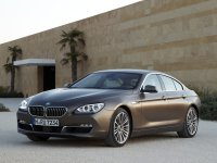 Bmw 6-series, F06/F12/F13, Gran coupe седан, 2010–2015
