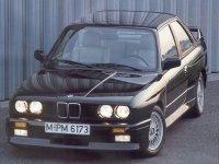 Bmw M3, E30, Седан, 1986–1993