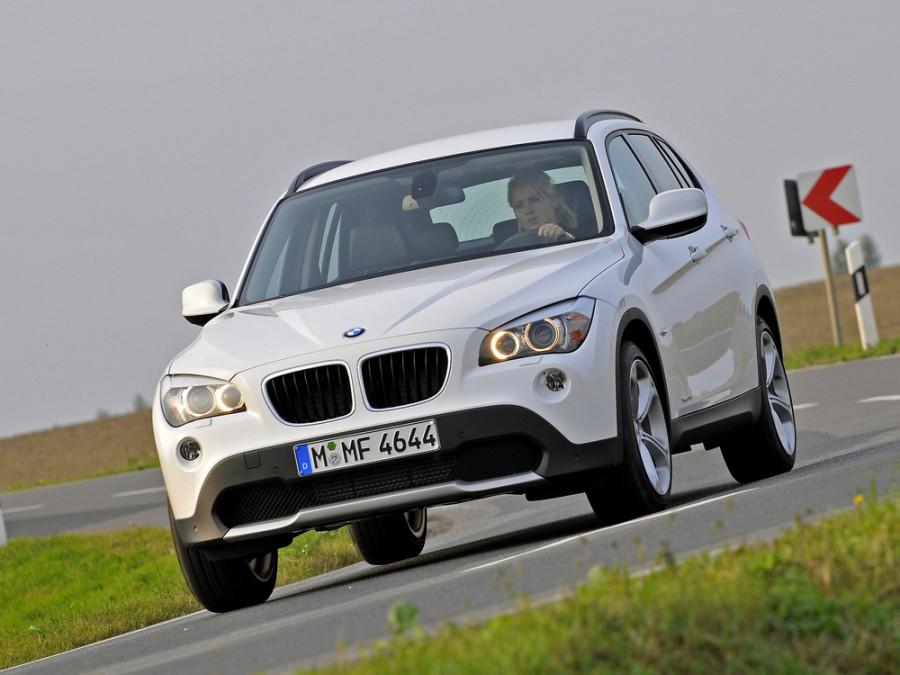 Bmw X1 кроссовер, 2009–2012, E84 - отзывы, фото и характеристики на Car.ru