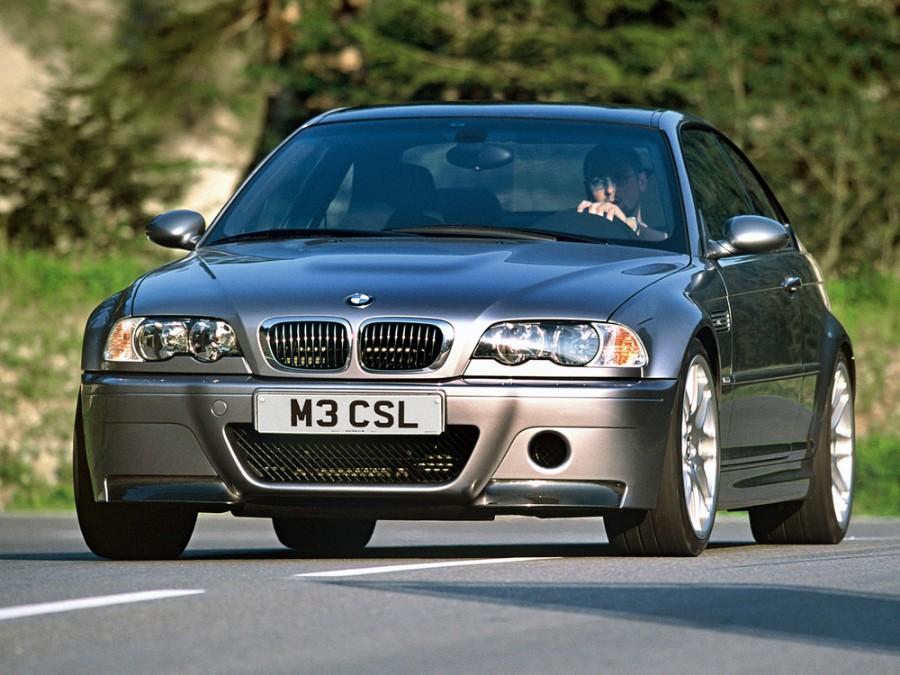 Bmw M3 CSL купе 2-дв., 2000–2006, E46 - отзывы, фото и характеристики на Car.ru