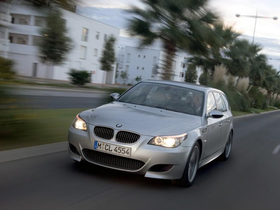 Bmw M5 Touring универсал, 2004–2010, E60/E61 - отзывы, фото и характеристики на Car.ru