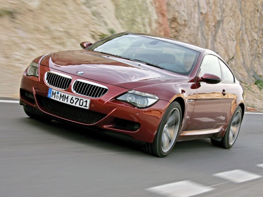 Bmw M6 купе, 2004–2010, E63/E64 - отзывы, фото и характеристики на Car.ru
