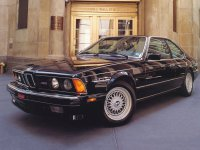 Bmw M6, E24, Купе, 1983–1989