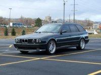 Bmw M5, E34, Touring универсал, 1988–1995