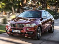 Bmw X6, F16, Sports activity coupe кроссовер, 2014–2016