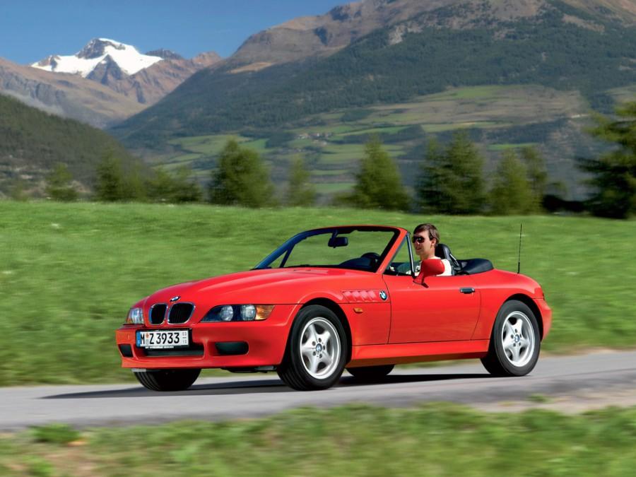 Bmw Z3 родстер, 1995–1999, E36/7 - отзывы, фото и характеристики на Car.ru