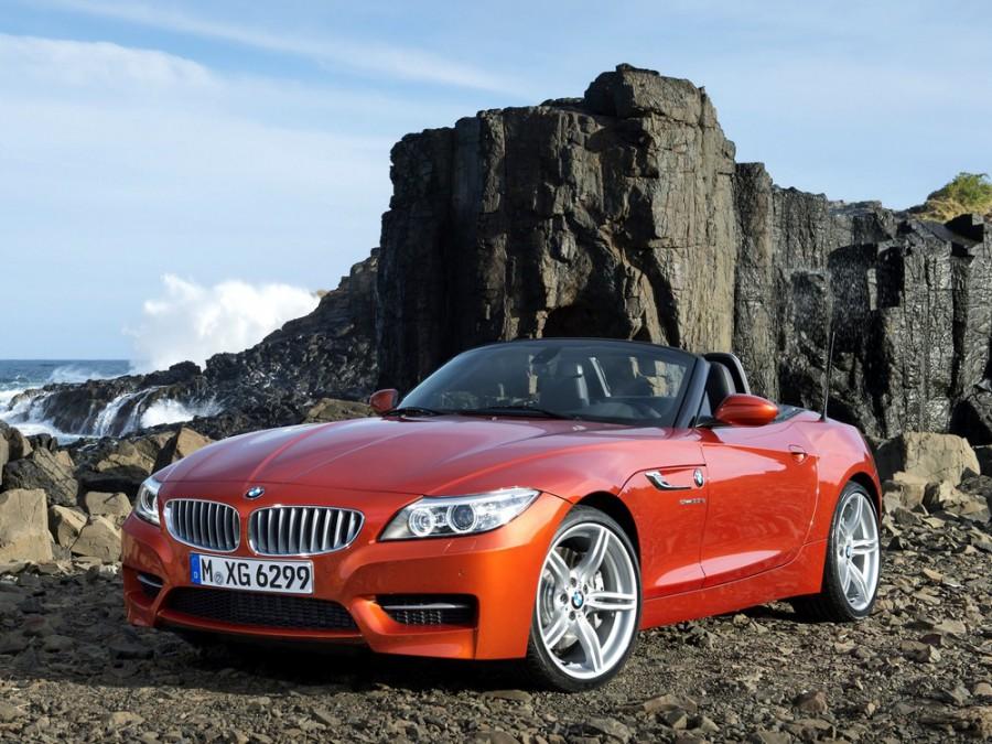 Bmw Z4 родстер, 2009–2016, E85/E86 - отзывы, фото и характеристики на Car.ru