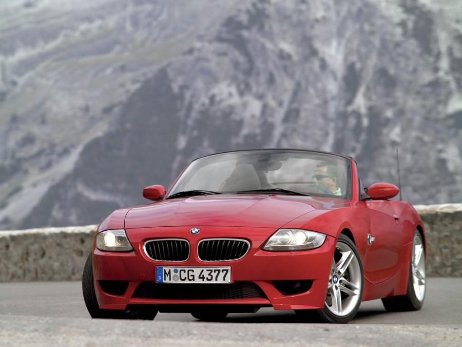 Bmw Z4 родстер, 2006–2008, E85/E86 - отзывы, фото и характеристики на Car.ru