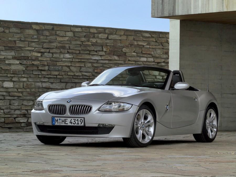 Bmw Z4 родстер, 2005–2008, E85/E86 [рестайлинг] - отзывы, фото и характеристики на Car.ru
