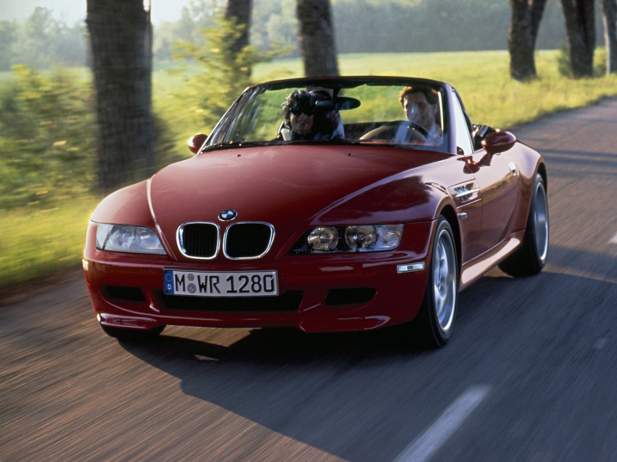 Bmw Z3 родстер, 1997–2002, E36/7-E36/8 - отзывы, фото и характеристики на Car.ru
