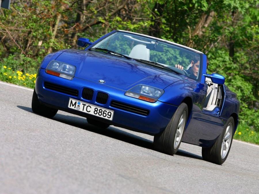 Bmw Z1 родстер, 1989–1991, E30/Z - отзывы, фото и характеристики на Car.ru
