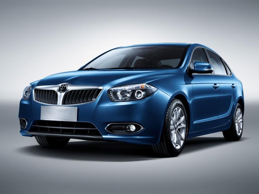 Brilliance H530 седан, 2014–2016, 1 поколение [рестайлинг] - отзывы, фото и характеристики на Car.ru