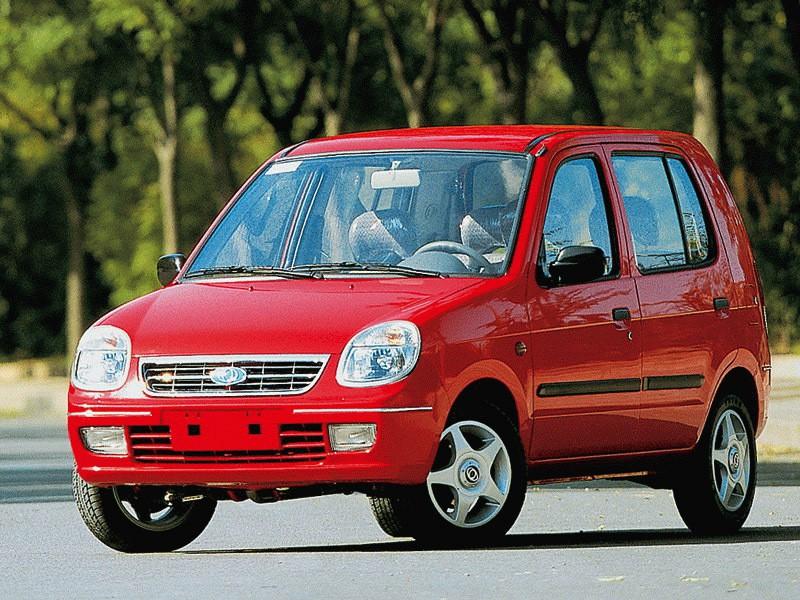 Byd Flyer хетчбэк, 1998–2005, 1 поколение - отзывы, фото и характеристики на Car.ru