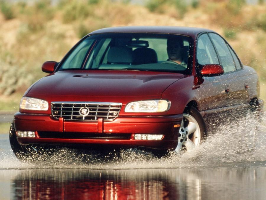 Cadillac Catera седан, 1994–2002, 1 поколение - отзывы, фото и характеристики на Car.ru