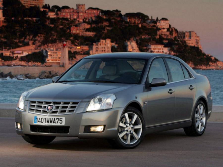 Cadillac BLS седан, 2006–2016, 1 поколение - отзывы, фото и характеристики на Car.ru