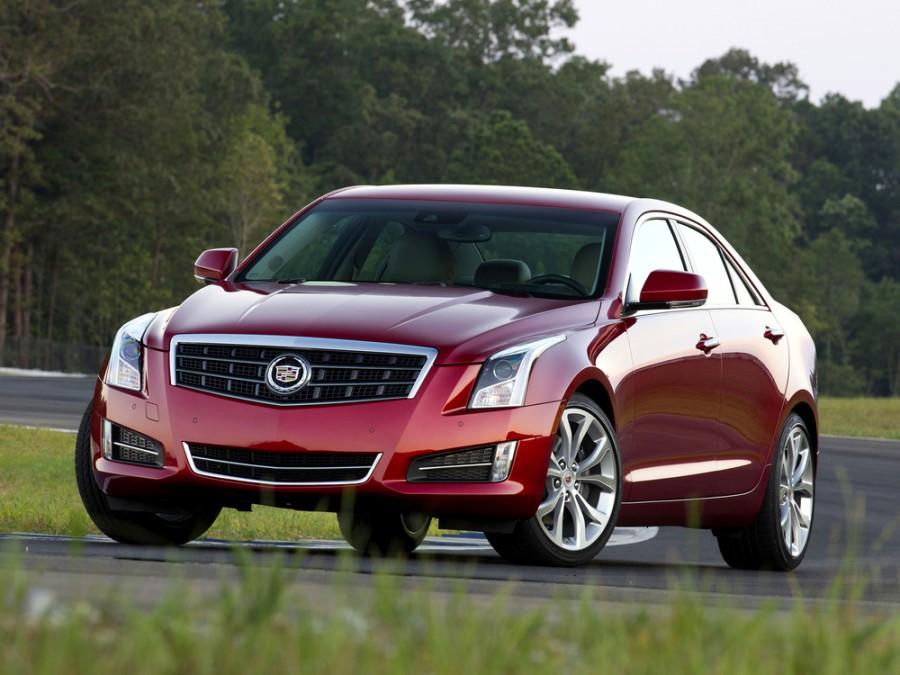 Cadillac ATS седан, 2012–2016, 1 поколение - отзывы, фото и характеристики на Car.ru